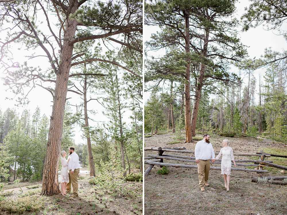 Laramie wyoming wedding photography