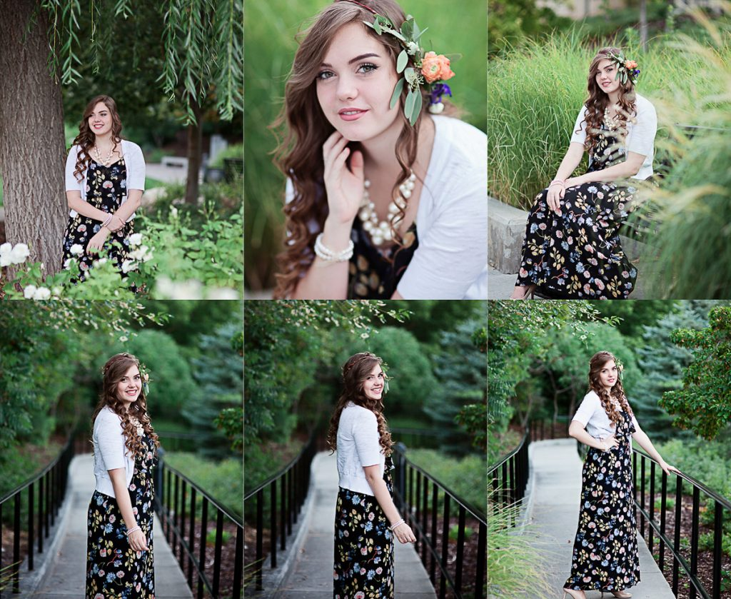 High school senior portrait photography session in Laramie Wyoming. Senior portraits by Megan Lee Photography based in Laramie Wyoming.
