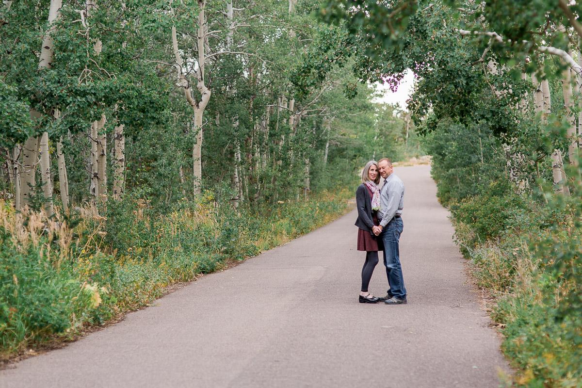 Vedauwoo couples anniversary session near Cheyenne wyoming