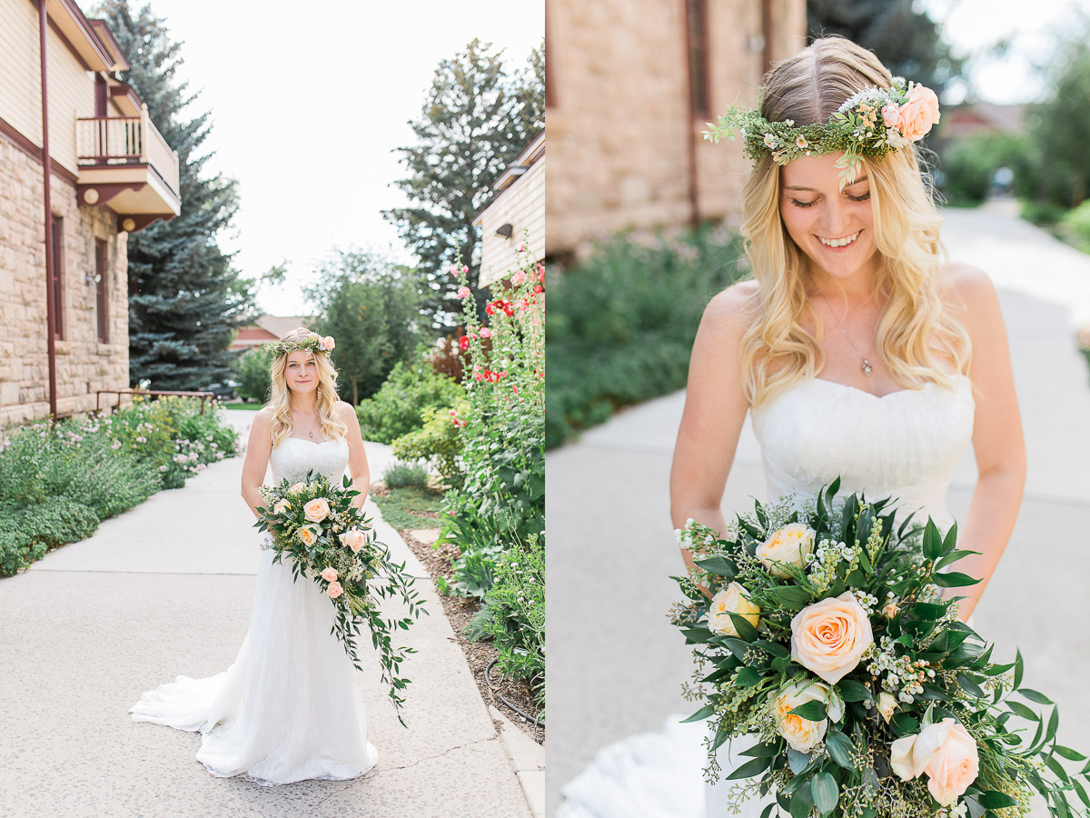 Amanda was such a stunning bride!
