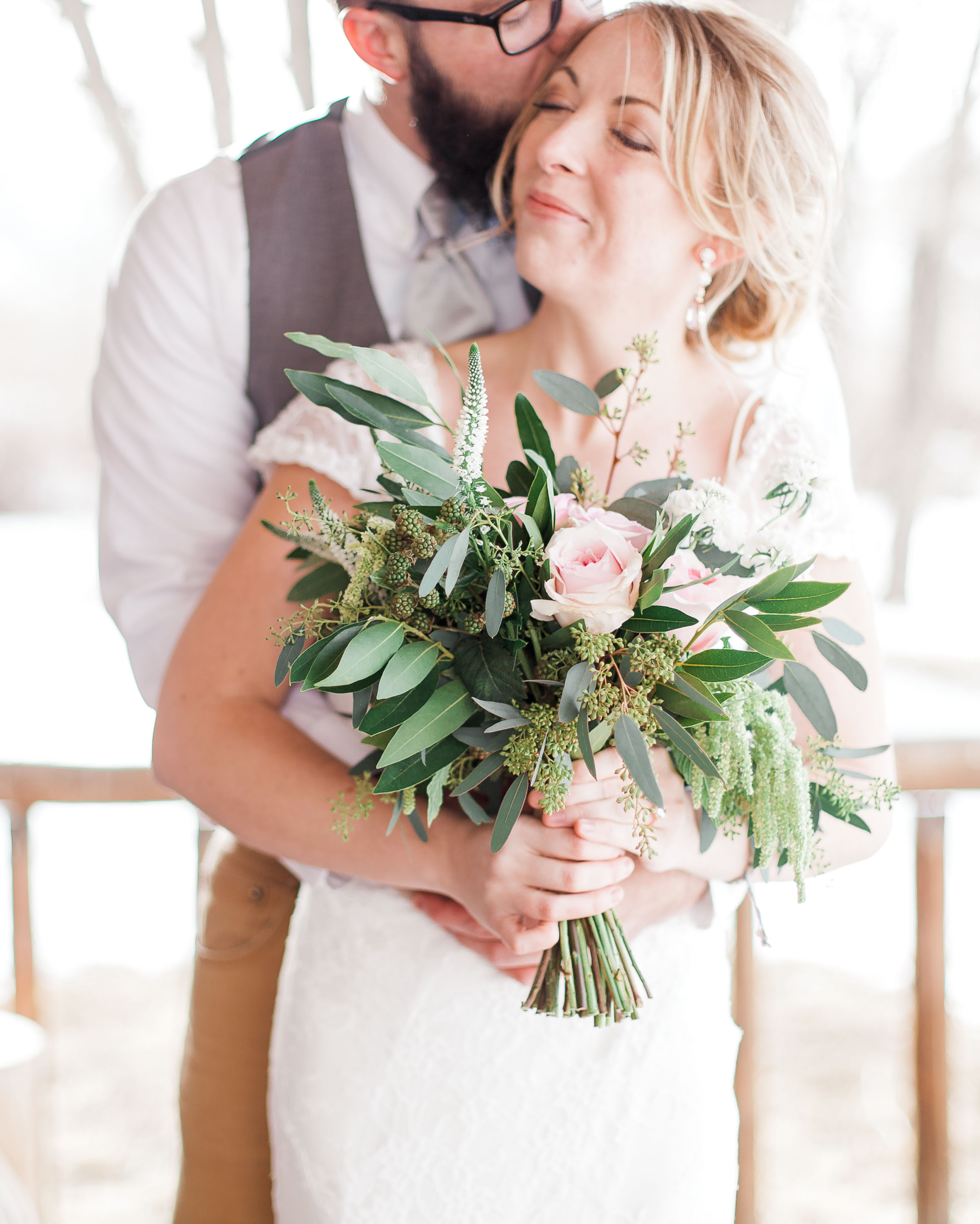 Snowy Range Ski Resort Wedding by Megan Lee Photography based in Laramie Wyoming.