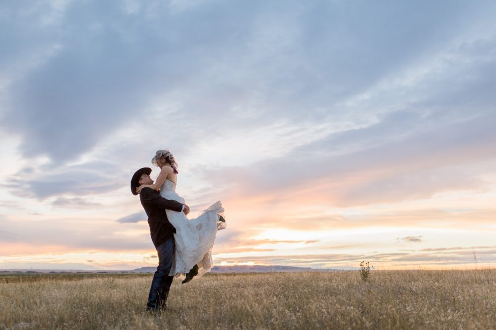 La Grange Wyoming ranch wedding near scenic nichols canyon by Megan Lee Photography based in Laramie Wyoming