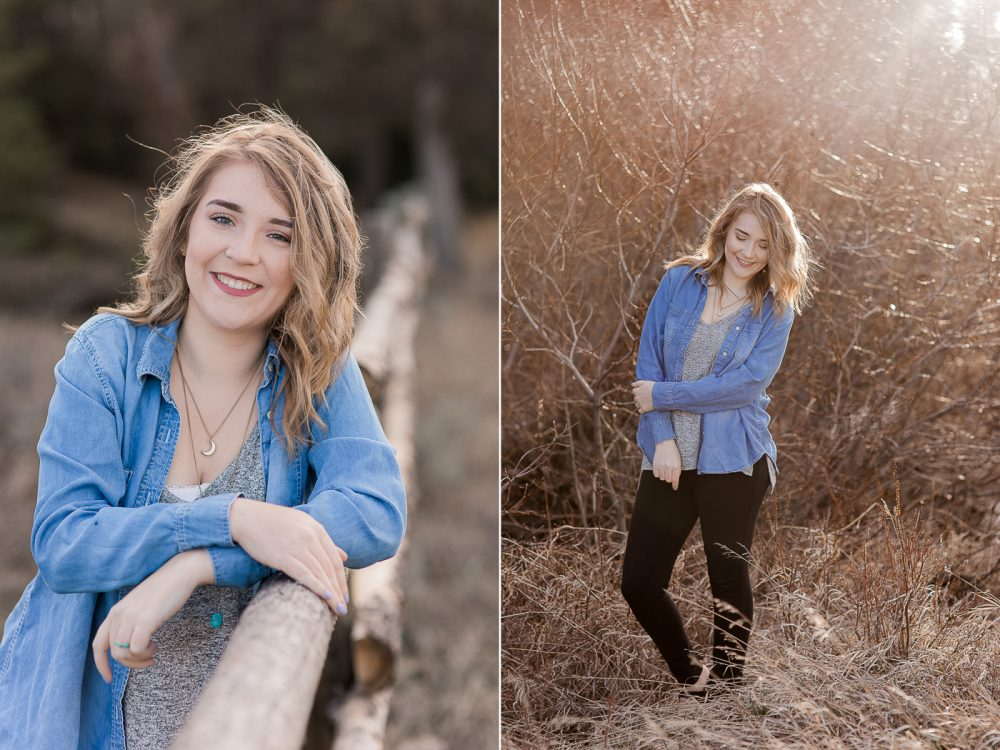University of Wyoming Senior portrait photography by Megan Lee Photography based in Laramie Wyoming