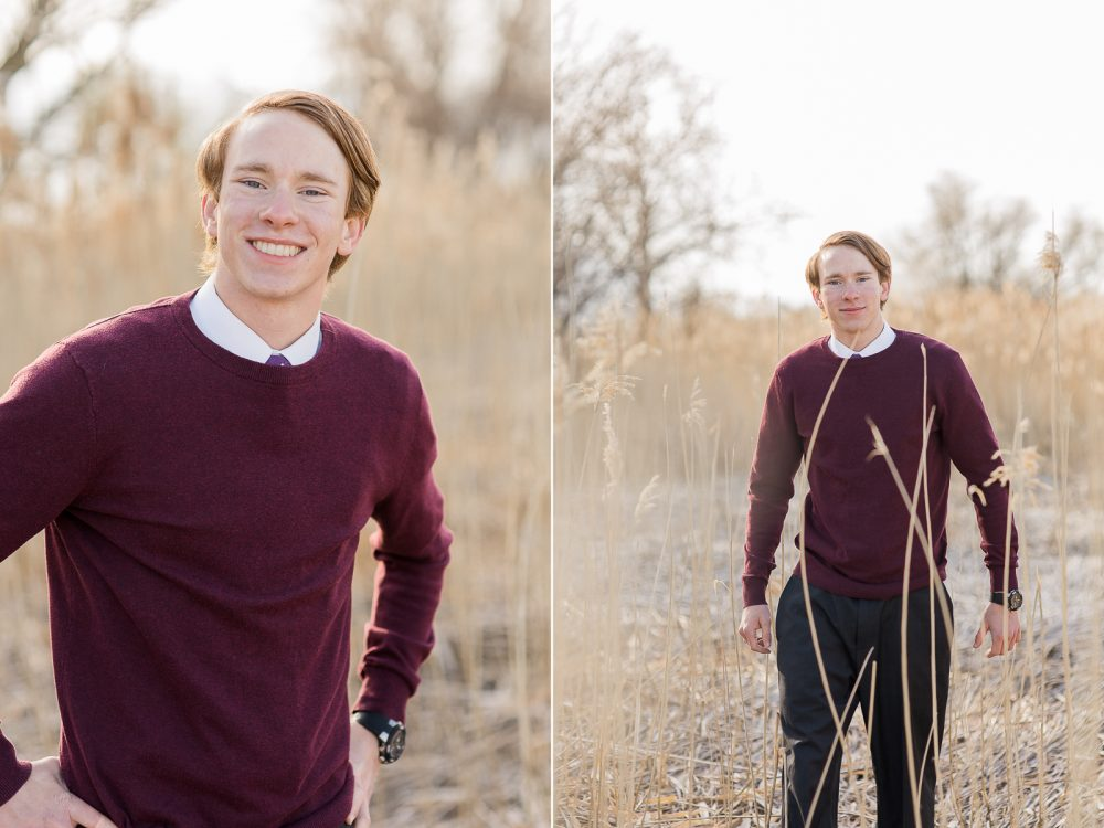 Wyoming Senior portrait