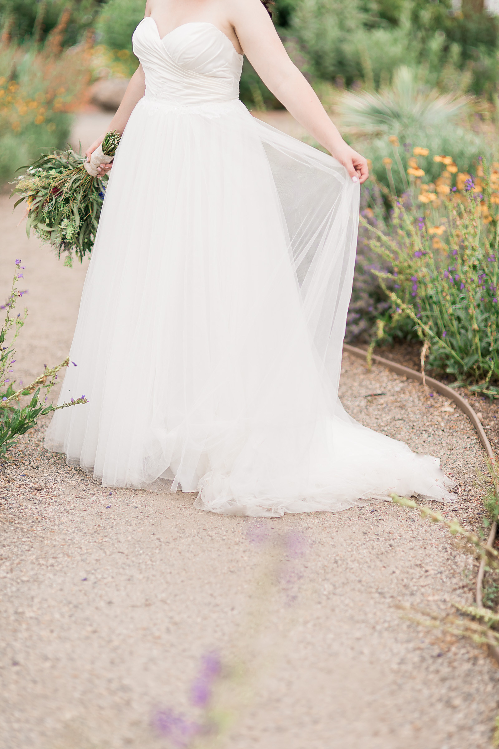 Madi Lane Wedding Gown by Megan Lee Photography