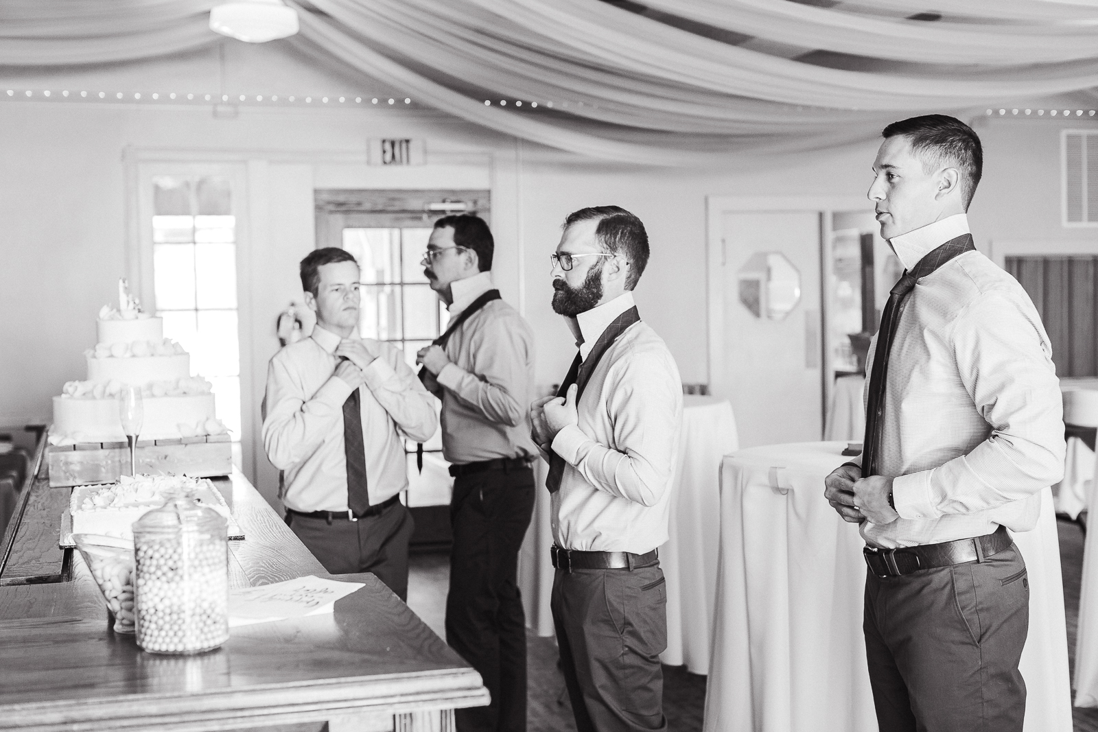 Ivinsion Mansion Garden Wedding by Wyoming Wedding Photographer, Megan Lee Photography
