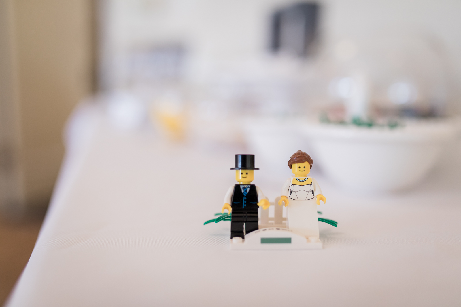 LEGO Wedding Party Favors