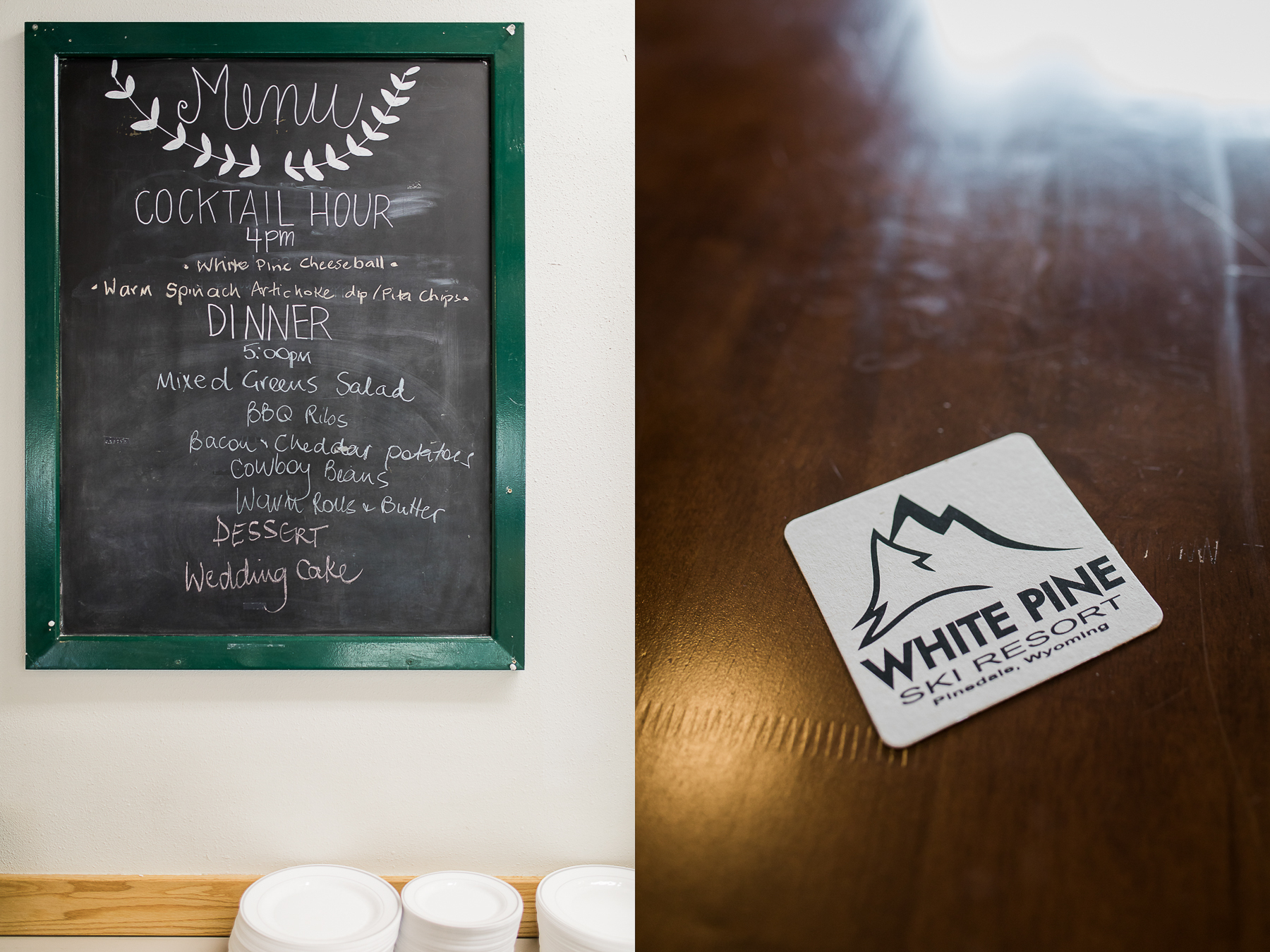 Wedding at White Pine Ski Area in Pinedale, Wyoming by Megan Lee Photography