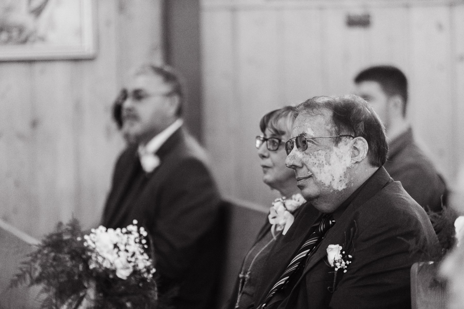 Wedding at Our Lady Peace in Pinedale, Wyoming by Megan Lee Photography