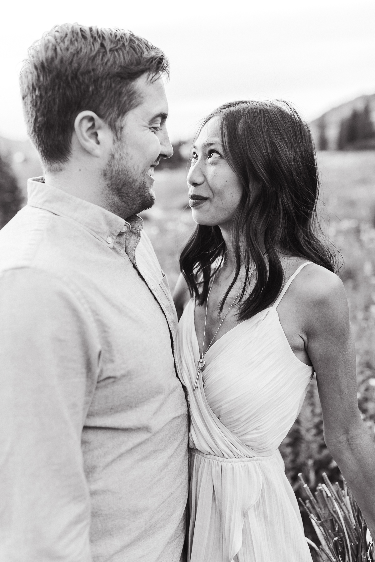 Wildflower Elopement in Uinta Mountains by Megan Lee Photography
