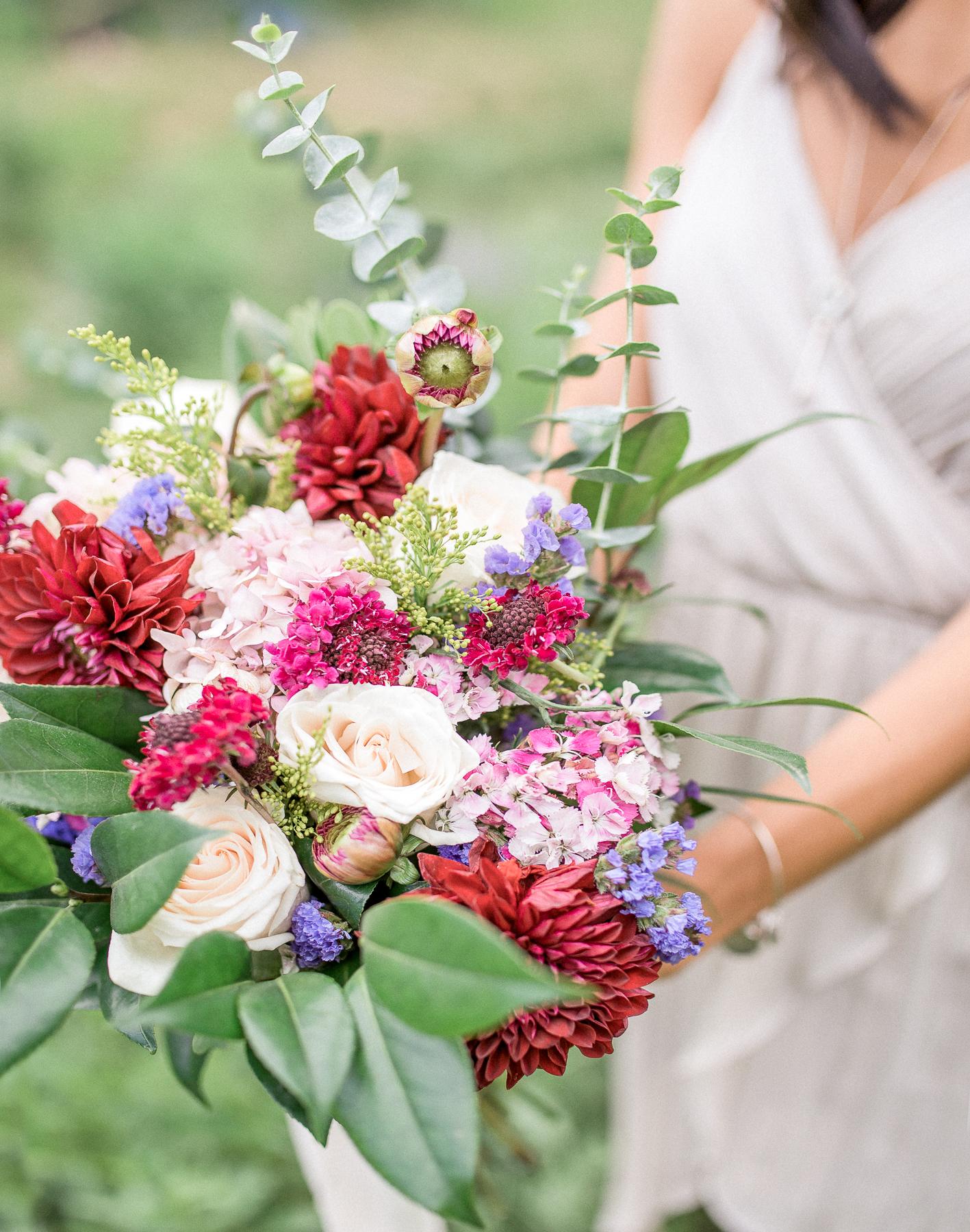 Utah Wildflower Elopement by Megan Lee Photography