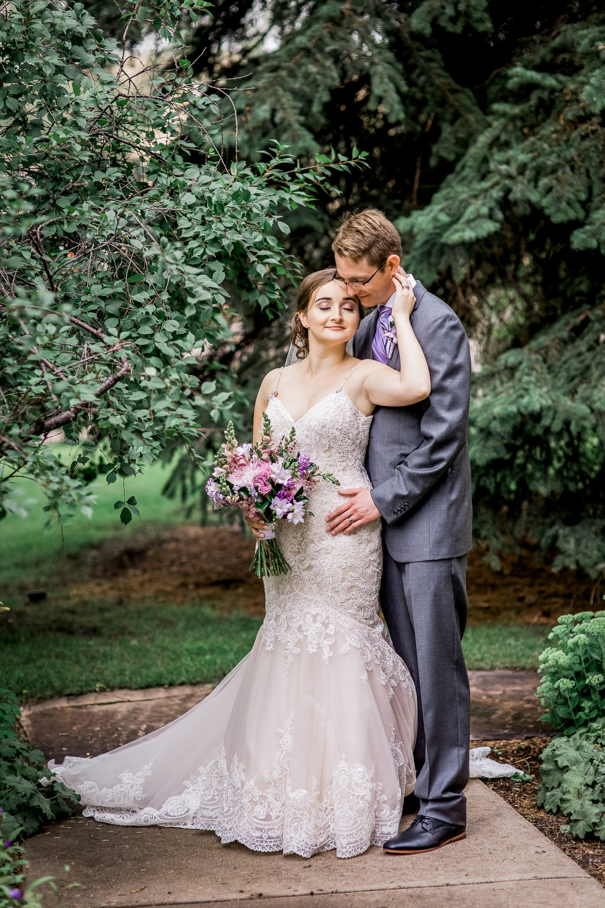 Ivinson Mansion Wedding by Wyoming Photographer Megan Lee Photography