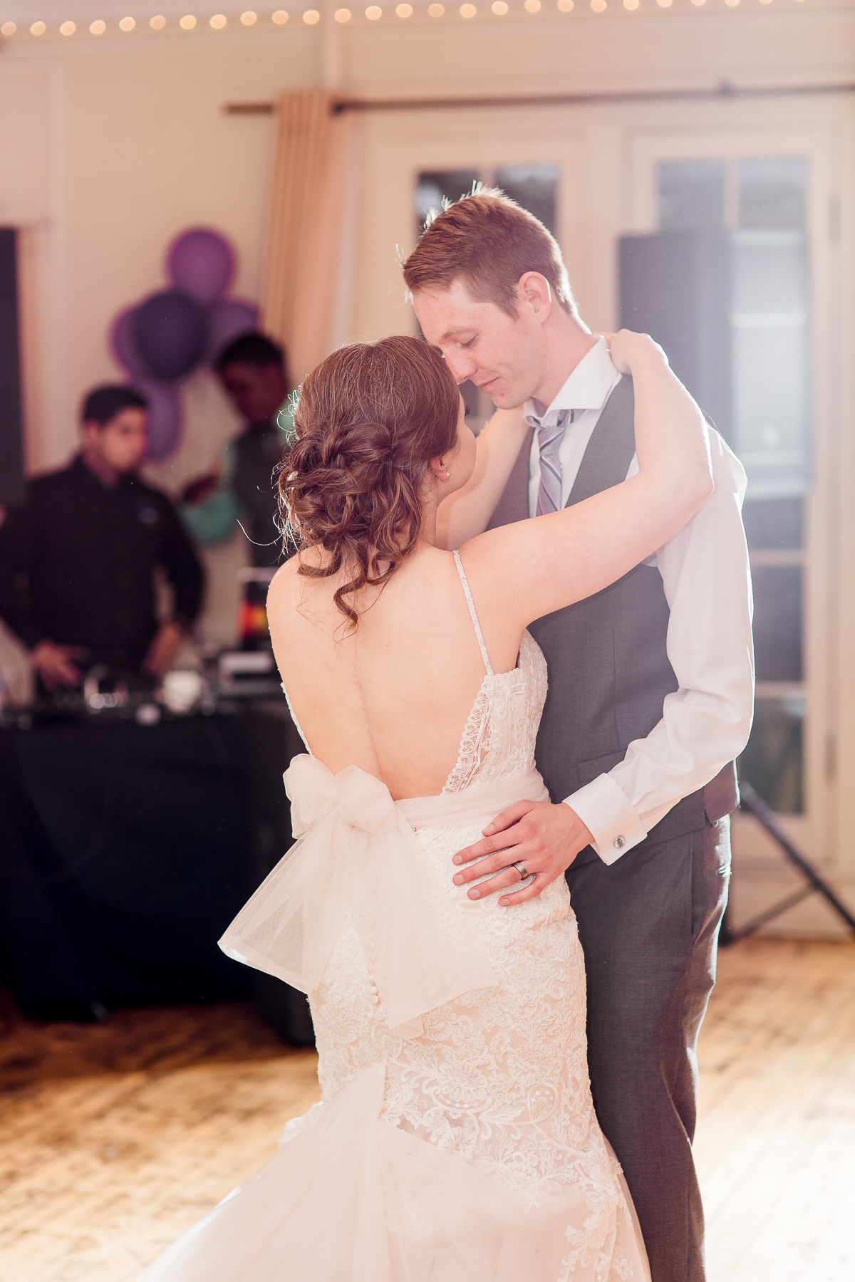 First dance at Ivinson Mansion in Wyoming