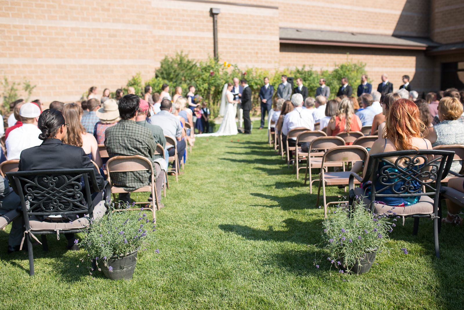 Veterans Island Park Wedding by Laramie based photographer, Megan Lee Photography