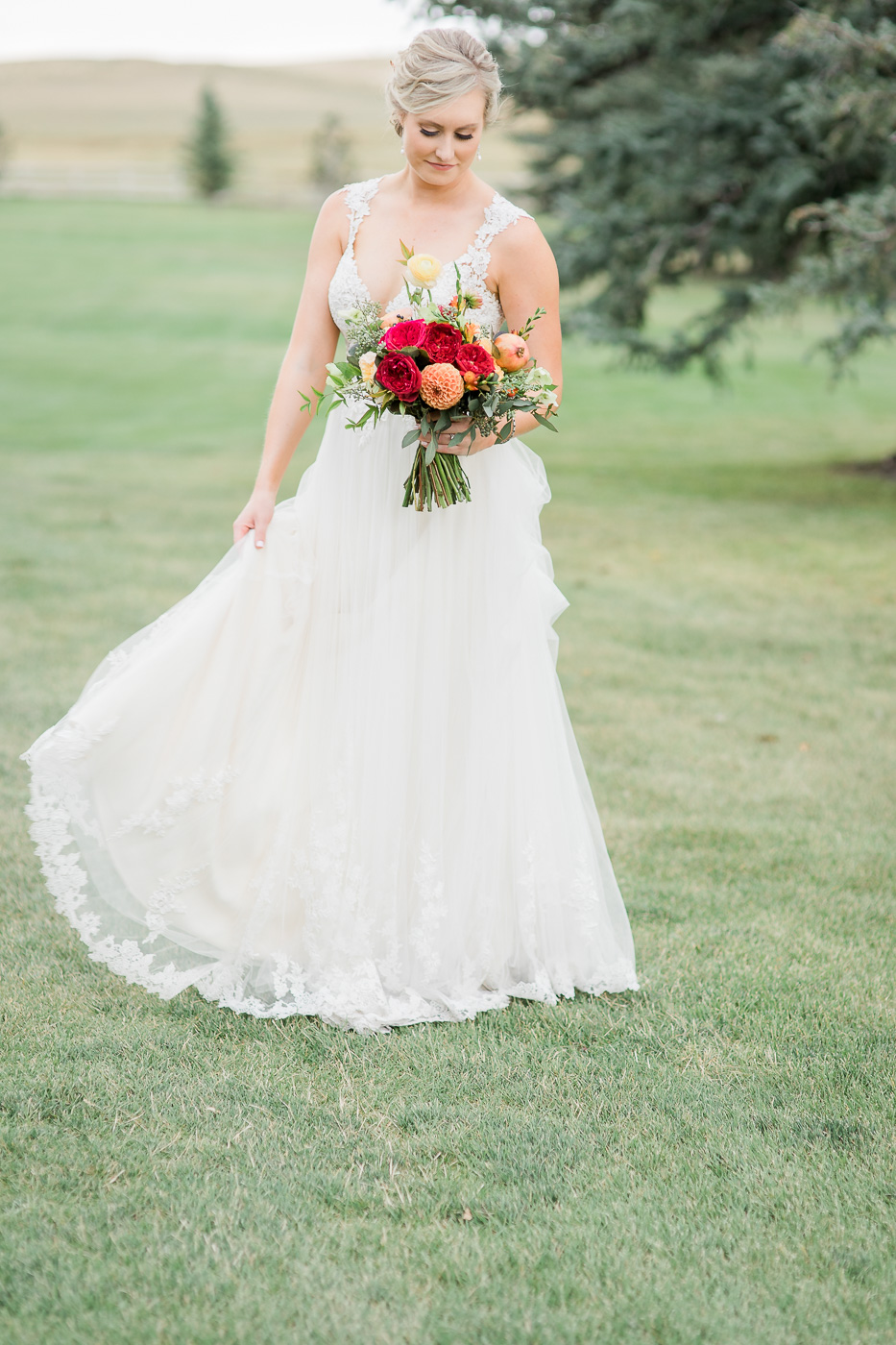 Little America Wedding in Cheyenne By Megan Lee Photography