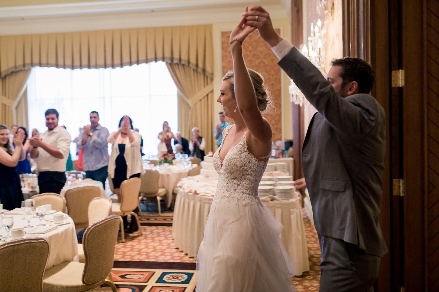 Little America Wedding Reception in Cheyenne By Megan Lee Photography