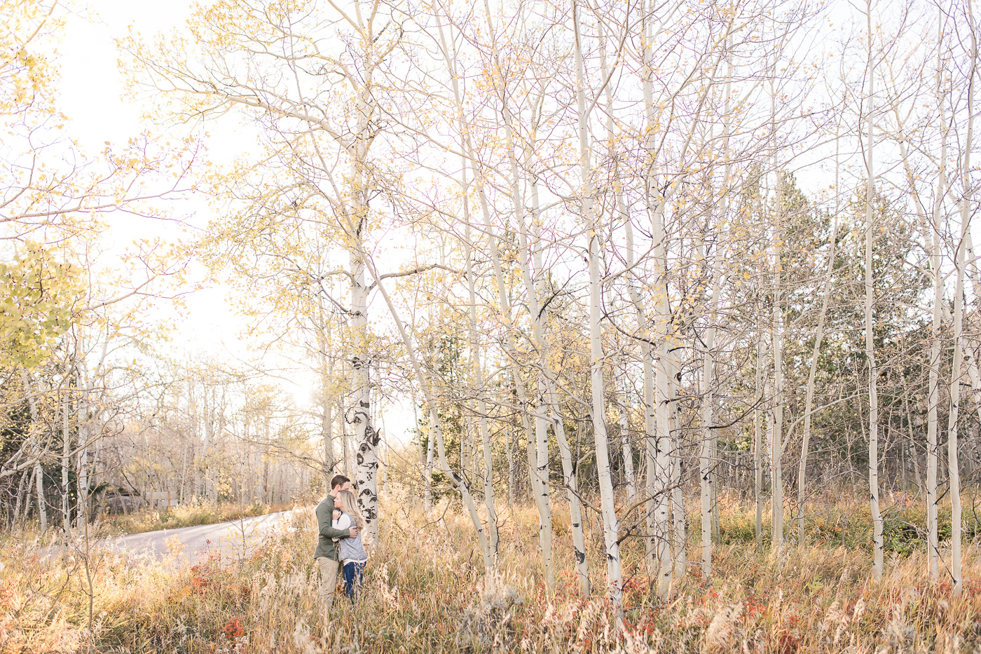Fall Engagement Photos at Vedauwoo in Laramie, WY