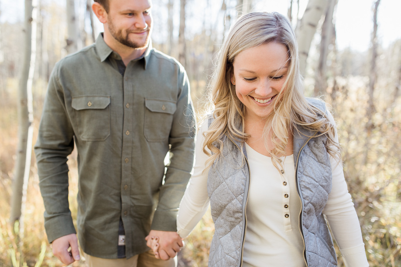 Vedauwoo Engagement Session by Megan Lee Photography