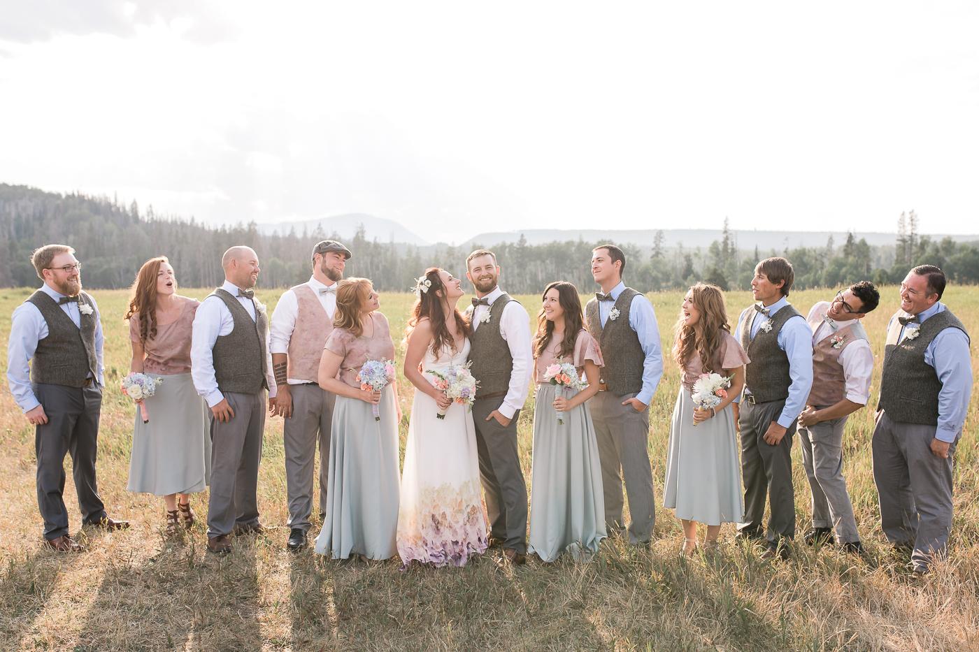Bridal Party Portraits