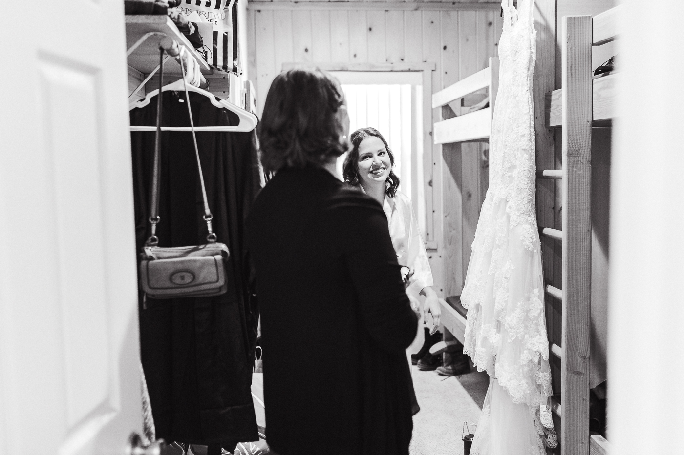 Wedding day getting ready photos by Megan Lee Photography