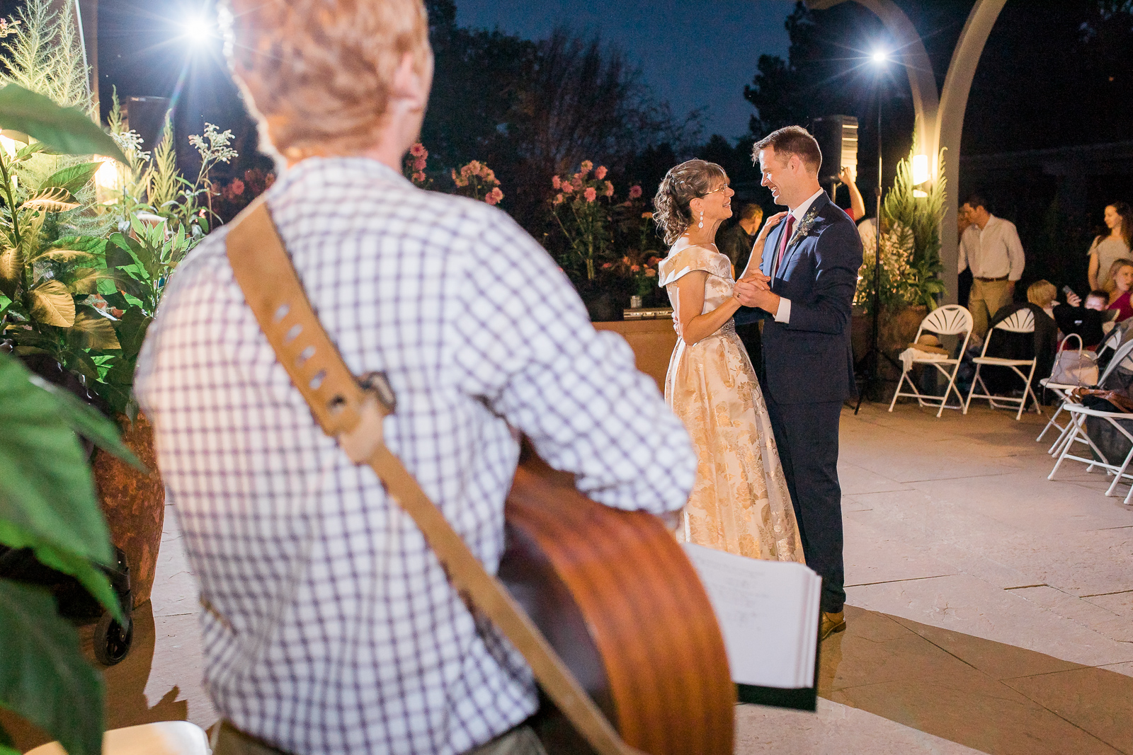 mom and son wedding dance music